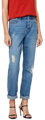 Vero Moda Ivy Distressed Boyfriend Jeans