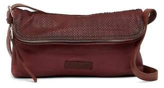 Liebeskind Berlin Ana Cortes Snake Embossed Leather Crossbody Bag