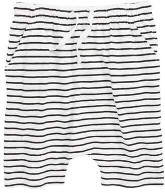 Stem Stripe Knit Shorts
