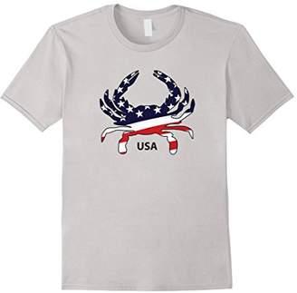 Ralph Lauren in Design - Blue Crab USA Shirt