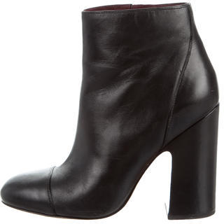 Marc Jacobs Marc Jacobs Leather Ankle Boots