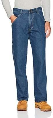 Stanley Workwear Men's Carpenter 5 Pocket Denim Jean