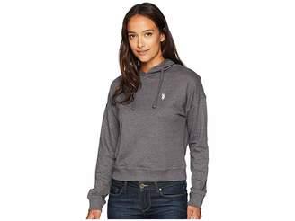 U.S. Polo Assn. Hoodie Sweatshirt Women's Sweatshirt