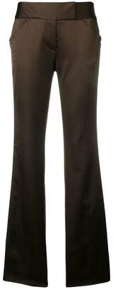 Just Cavalli bootcut tailored trousers
