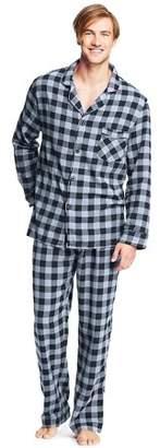 Hanes Men's Flannel Pajamas 0140/0140X