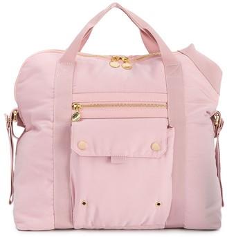 Stella McCartney zipped changing bag