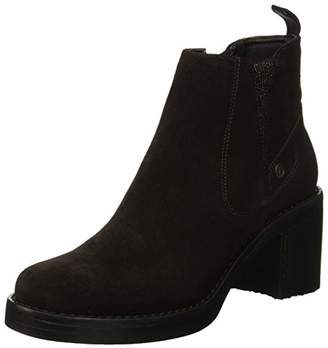 U.S. Polo Assn. Women's Whitney Suede Ankle Boots