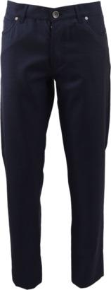 BRUNELLO CUCINELLI Basic Five Pocket Trouser $740 thestylecure.com