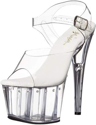 Pleaser USA Women's Ado708ls/C/M Platform Dress Sandal