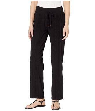 Scully Crochet Front Lined Pants