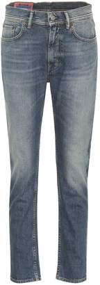 Acne Studios Bla Konst Melk high-rise slim jeans