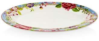 Gien Millefleurs Oval Platter (37cm)