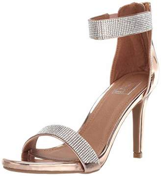 LFL by Lust for Life Women's LL-Slice Heeled Sandal