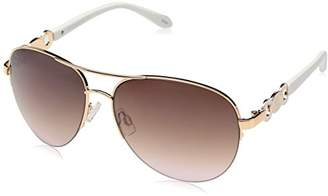 Rocawear Women's R565 RGDWH Aviator Sunglasses
