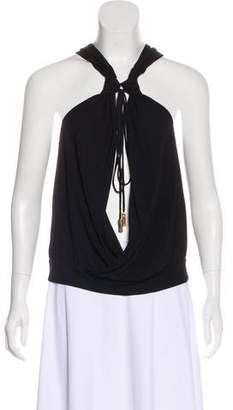 DSQUARED2 Sleeveless Crop Top