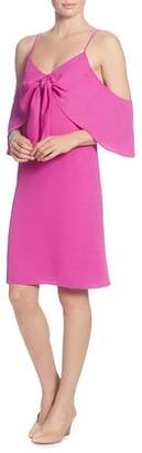 Catherine Malandrino Eden Cold-Shoulder Dress