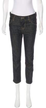 DSQUARED2 Mid-Rise Cool Girl Cropped Jeans