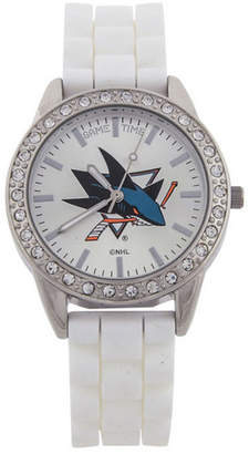 Game Time Women's San Jose Sharks Frost Watch