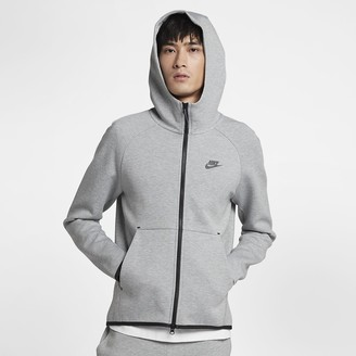 Nike Men's Full-Zip Hoodie Sportswear Tech Fleece