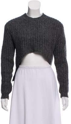 Thakoon High-Low Sweater