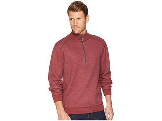 Tommy Bahama Reversible Flipsider 1/2 Zip Pullover