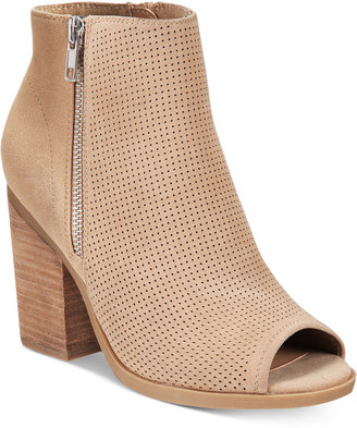 Call It Spring Metaponto Peep-Toe Booties $59.50 thestylecure.com
