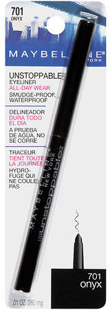 Maybelline Unstoppable Eyeliner Pencil