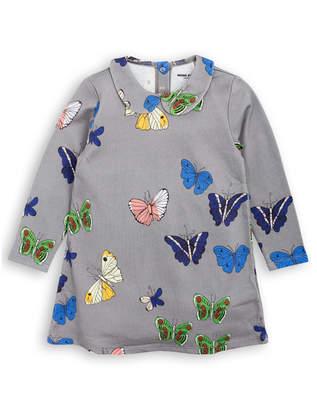 Mini Rodini Butterflies Collar Dress