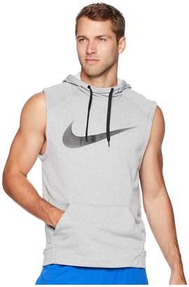 Nike Dry Hoodie Sleeve Pullover Pocket Men's Clothing