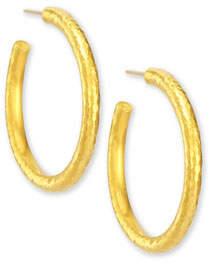 Gurhan Skittle Collection 24k Hoop Earrings