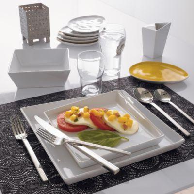 Flatiron dinnerware