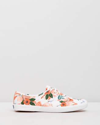 Keds Champion x Rifle Paper Co. Floral - Women's