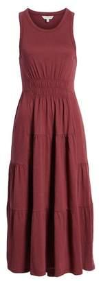 Lucky Brand A-Line Maxi Dress