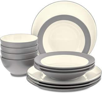 Noritake Colorwave 12-Piece Dinnerware Set