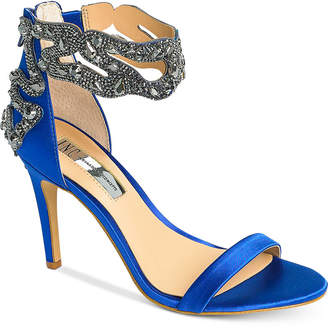 INC International Concepts I.n.c. Raizel Ankle Strap Sandals