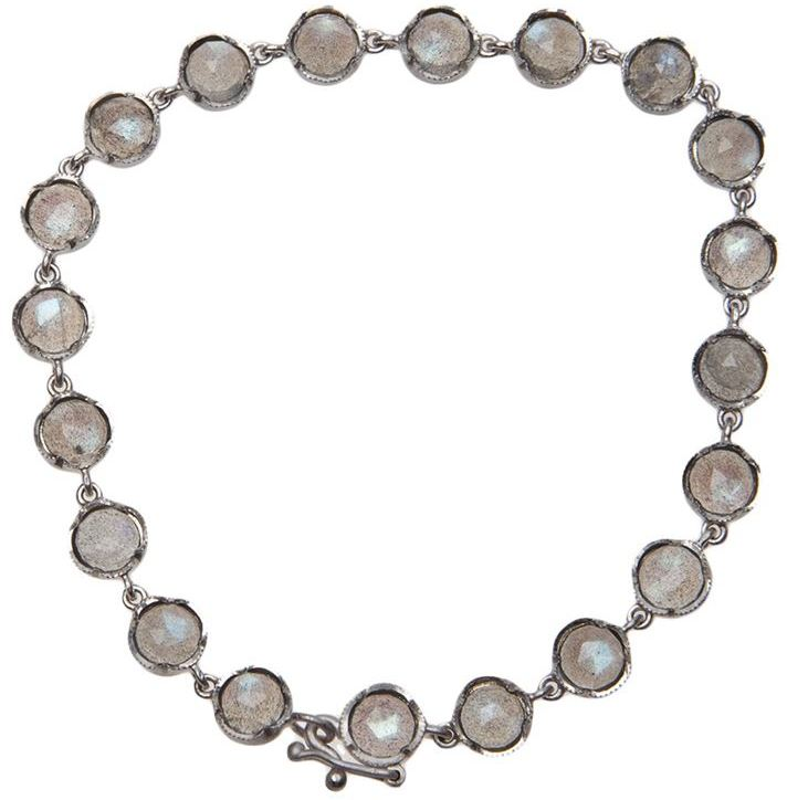 Irene Neuwirth white gold bracelet