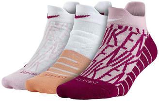 Nike 3-pc. Low Cut Socks