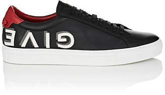 Givenchy Men's Urban Knots Leather Sneakers - Black