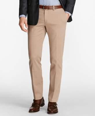 Brooks Brothers Slim Fit Twill Stretch Pants