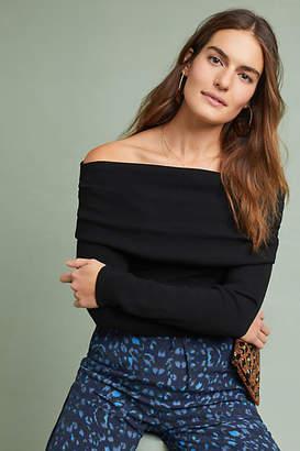 ett:twa Cecily Off-The-Shoulder Pullover