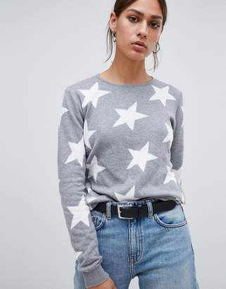 B.young star sweater