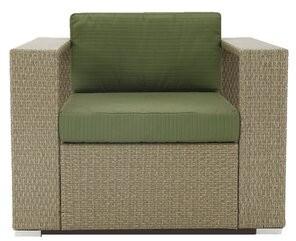 Brayden Studio Axel Patio Chair with Cushion Brayden Studio