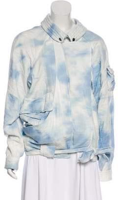 Isabel Marant Lightweight Tie-Dye Jacket w/ Tags