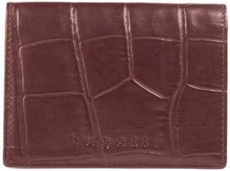 Bugatti RFID Leather Card Case