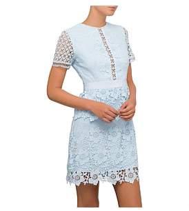 Ted Baker Dixa Layered Lace Skater Dress