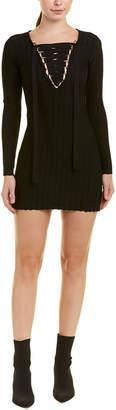 For Love & Lemons Simone Sweaterdress