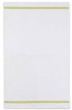 JCPenney jcp EVERYDAYTM Banded Waffle Kitchen Towel 2-pack