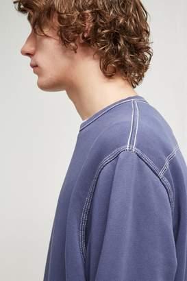 French Connection Triple Stitch Fleece Sweatshirt