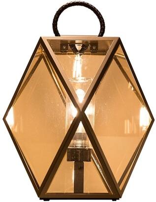 Contardi Lighting Muse Lantern Small Outdoor Lamp