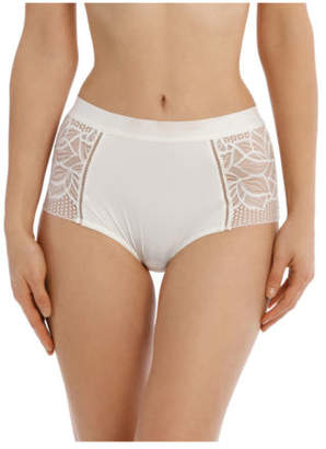 Sass & Bide NEW Unique Content Full Brief USBS19040 Ivory